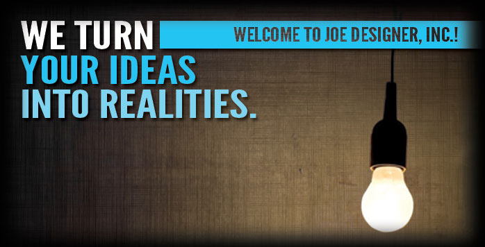 We turn your ideas into realities